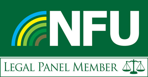 NFU Legal Panel Member for Leicester, Northampton and Rutland.
