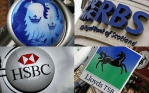 picture of the big four banks