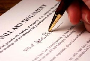 Writing A Will | Solicitors in Leicester
