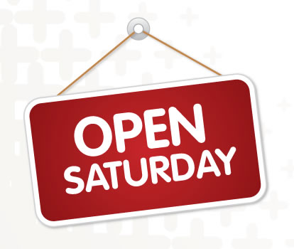 open-saturday
