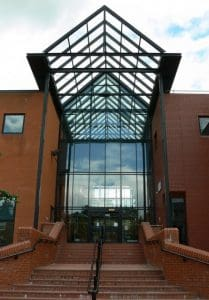 Photo of Leicester County Court