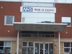 NHS Walk in