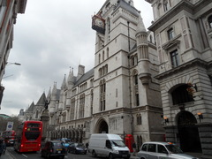 Royal Courts o Justice