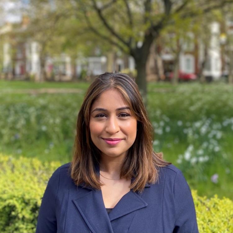 Trisha Parmar